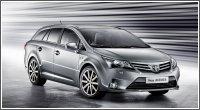 www.moj-samochod.pl - Artykuł - Toyota Avensis walka o pierwsze miejsce