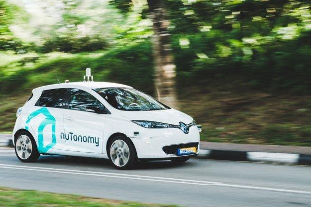 Autonomiczne samochody już na ulicach