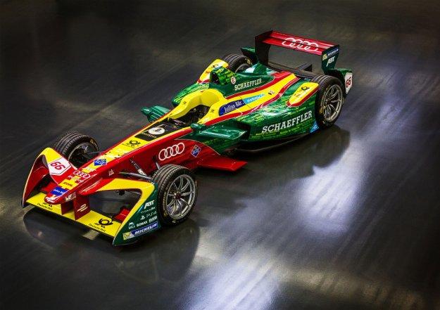 Audi rozbudowuje współpracę z zespołem Formuły E