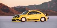 www.moj-samochod.pl - Artykuďż˝ - Nowy rekord prędkości Volkswagena Beetle LSR