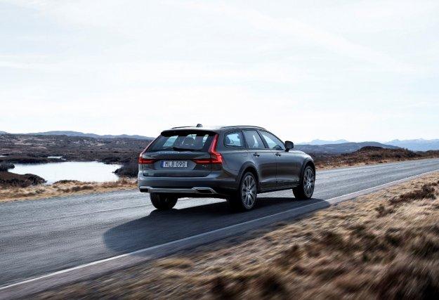 Volvo V90 Cross Country już od 230 100 zł