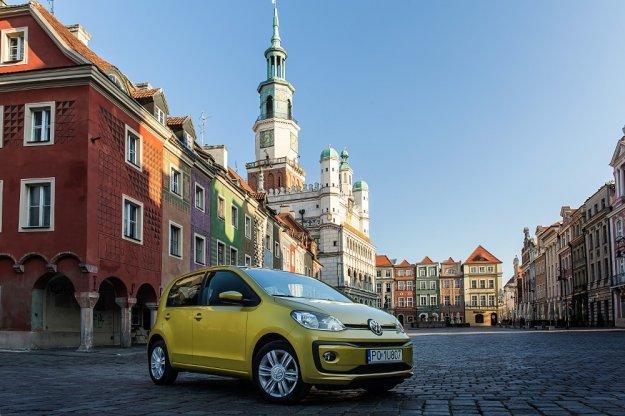 Nowy Volkswagen up! Już w sprzedaży