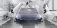 www.moj-samochod.pl - Artykuďż˝ - Audi uruchomiło nową lakiernię w swojej macierzystej fabryce