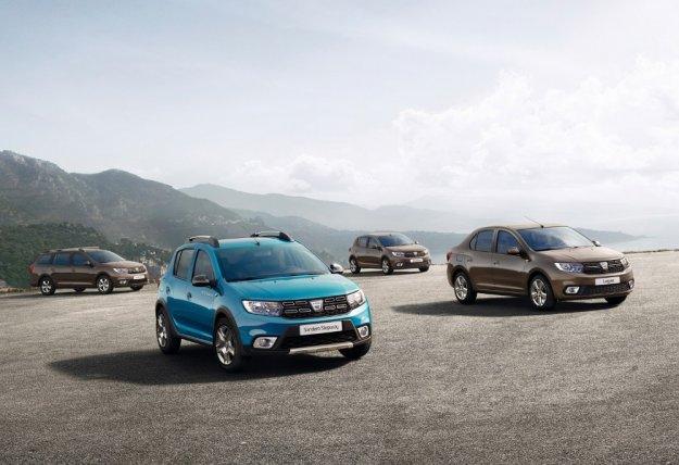Dacia pokaże w Paryżu cztery odświeżone modele