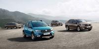 www.moj-samochod.pl - Artykuďż˝ - Dacia pokaże w Paryżu cztery odświeżone modele