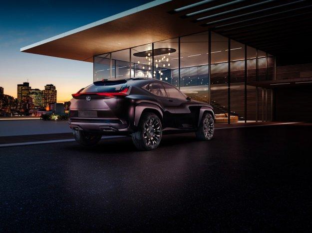 Lexus z nowym koncepcyjnym SUV-em w klasie kompaktowej