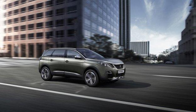 Peugeot przedstawia nową odsłonę kompaktowego SUV-a 5008