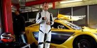 www.moj-samochod.pl - Artykuďż˝ - Wielki powrót Roberta Kubicy na torze w Spa