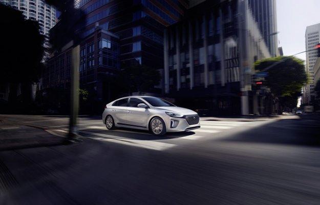 Oferta Hyundai powiększa się o model IONIQ