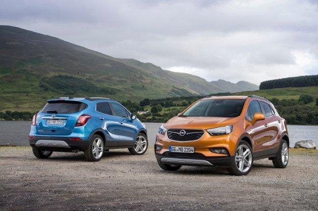 Opel Mokka X jeszcze więcej SUV-a już od 72 450 zł