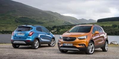 Opel Mokka X jeszcze wi�cej SUV-a ju� od 72 450 z�
