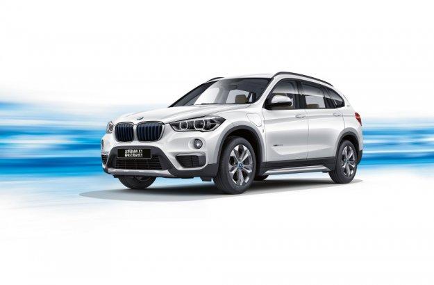 BMW X1 xDrive25Le iPerformance z elektrycznym wsparciem