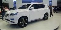 www.moj-samochod.pl - Artykuďż˝ - SsangYong LIV-2 nowy koncepcyjny koreański SUV