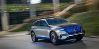 www.moj-samochod.pl - Artykuďż˝ - Mercedes EQ - niemiecka elektryczna ofensywa