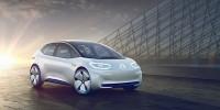 www.moj-samochod.pl - Artykuďż˝ - VW I.D. - pierwowzór nowej generacji Volkswagenów