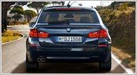 www.moj-samochod.pl - Artykuł - BMW Serii 5 Touring, wiejskie kombi?