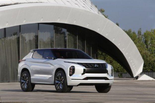 Mitsubishi GT-PHEV, cierpliwe poszukiwanie nowego wizerunku