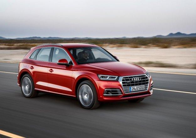 Audi Q5 wyżej zawieszona perfekcja