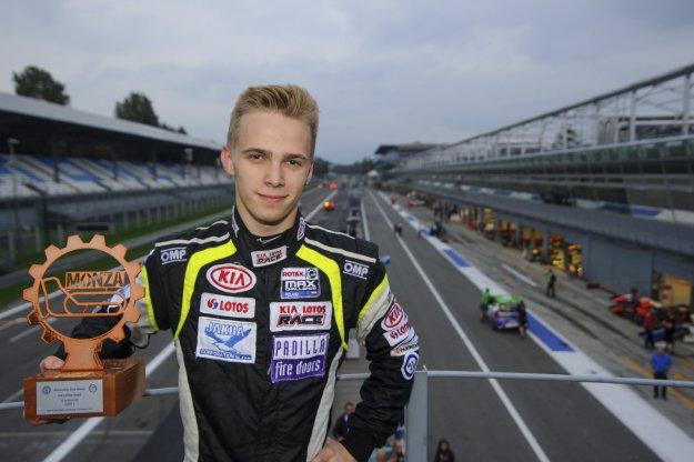 Karol Urbaniak obronił tytuł w Kia Lotos Race