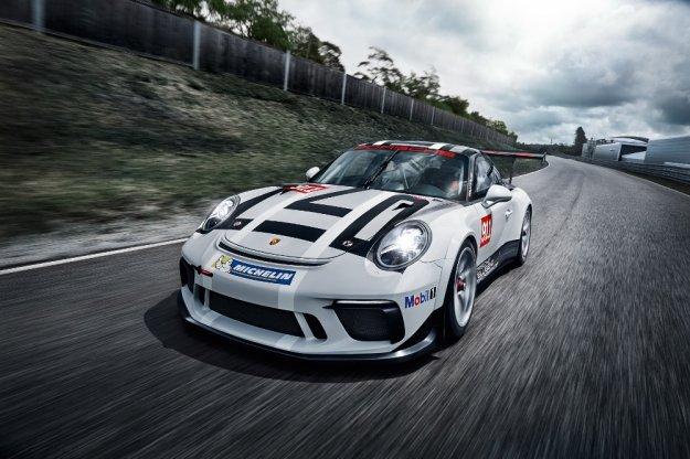 Porsche 911 GT3 Cup, nowa odsłona bestsellera