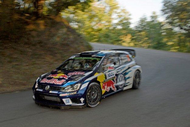 Rajd Francji - Volkswagen coraz bliżej czwartego tytułu