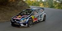 www.moj-samochod.pl - Artykuďż˝ - Rajd Francji - Volkswagen coraz bliżej czwartego tytułu