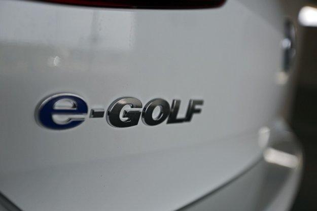 Volkswagen e-Golf z nowym zasięgiem