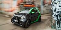 www.moj-samochod.pl - Artykuďż˝ - Nowe Smart, elektryczne maluchy na podbój miasta