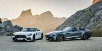 www.moj-samochod.pl - Artykuďż˝ - Mercedes GT Roadster w bardziej sportowej odmianie