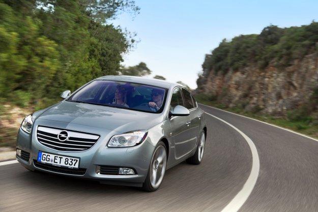 Opel Insignia - nawet do 1700km na jednym tankowaniu