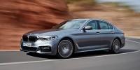 www.moj-samochod.pl - Artykuł - BMW 5 siódmej generacji zadebiutuje już na początku nowego roku