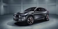www.moj-samochod.pl - Artykuł - Infiniti QX Sport Inspiration, nowy średniej wielkości SUV z Japonii