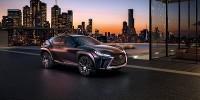 www.moj-samochod.pl - Artykuďż˝ - Lexus UX, Science fiction staje się faktem
