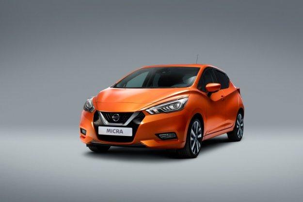 Nissan Micra nadchodzi piąta generacja
