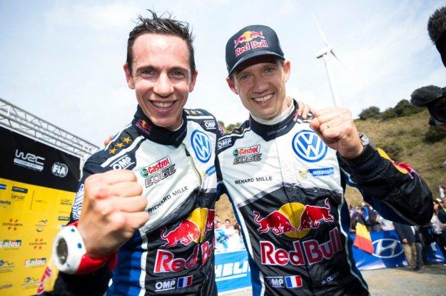 WRC Hiszpania, Ogier po raz czwarty z rzędu mistrzem