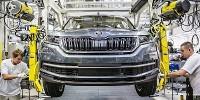 www.moj-samochod.pl - Artykuł - Ruszyła produkcja Skody Kodiaq