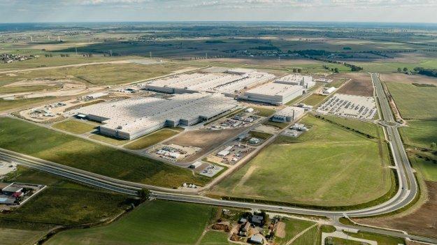 Nowa Fabryka Volkswagena otwarta