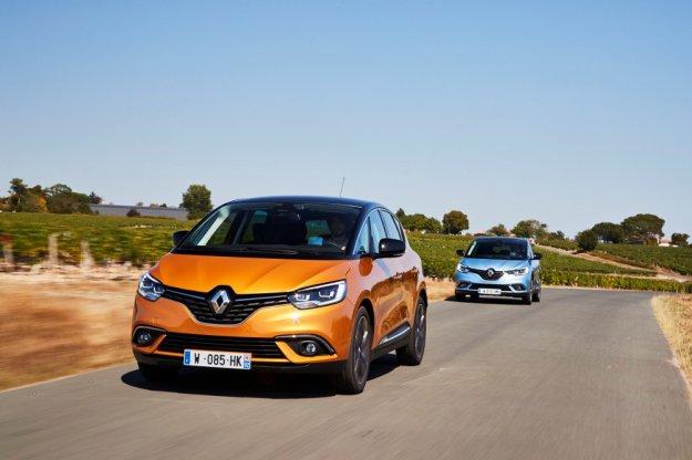 Nowy rodzinny Renault Scenic już od stycznia w salonach