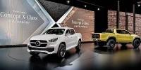 www.moj-samochod.pl - Artykuł - Mercedes i jego przeciętna wizja samochodu typu Pickup
