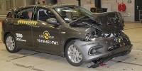 www.moj-samochod.pl - Artykuďż˝ - Cena jednak robi swoje, Fiat Tipo odwiedza EuroNCAP