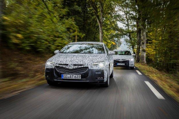 Pierwsze oficjalne wieści na temat nowego modelu Opel Insignia