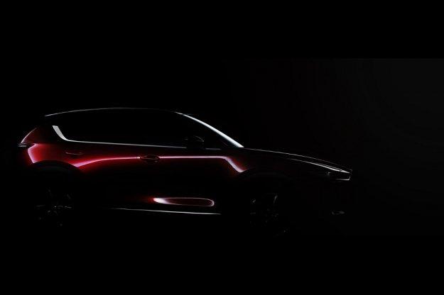 Podczas targów w Los Angeles zaprezentowany zostanie nowa wersja SUV-a CX-5