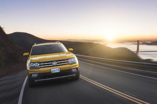 Volkswagen Atlas nowy wymiar 7 osobowych SUV-ów