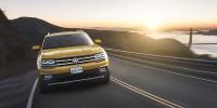 www.moj-samochod.pl - Artykuďż˝ - Volkswagen Atlas nowy wymiar 7 osobowych SUV-ów