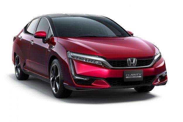 Honda Clarity Fuel Cell z zasięgiem nawet 589 km