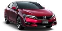 www.moj-samochod.pl - Artykuł - Honda Clarity Fuel Cell z zasięgiem nawet 589 km