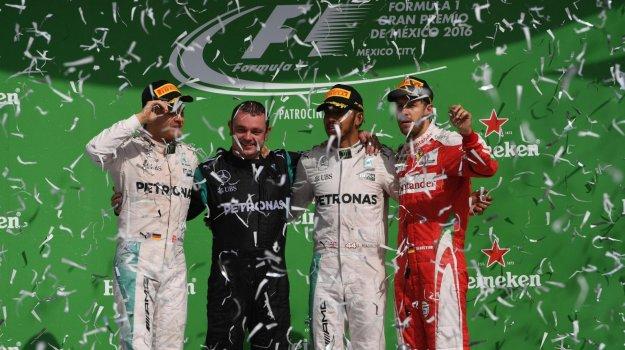 F1 Meksyk, trzecie miejsce rozstrzygnięte