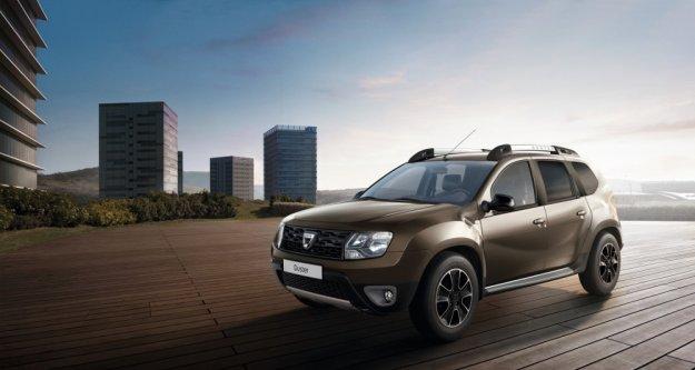 Dacia wprowadza do sprzedaży limitowaną serię Dustera