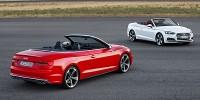 www.moj-samochod.pl - Artykuł - Nowa Audi A5 w wersji Cabriolet zadebiutują w Los Angeles