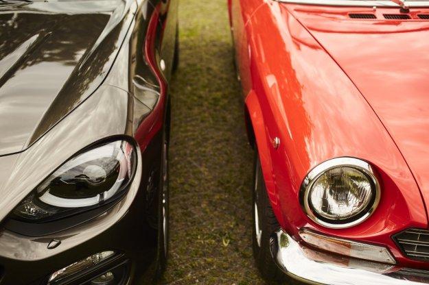 Fiat 124 Spider świętuje 50 lat